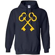 Society Of The Crossed Keys T-Shirt Grand Budapest