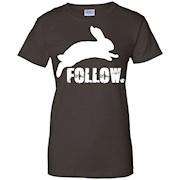 The White Rabbit Matrix Shirt – Follow The White Rabbit