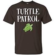Turtle Patrol Cute Pet Tortoise T-Shirt