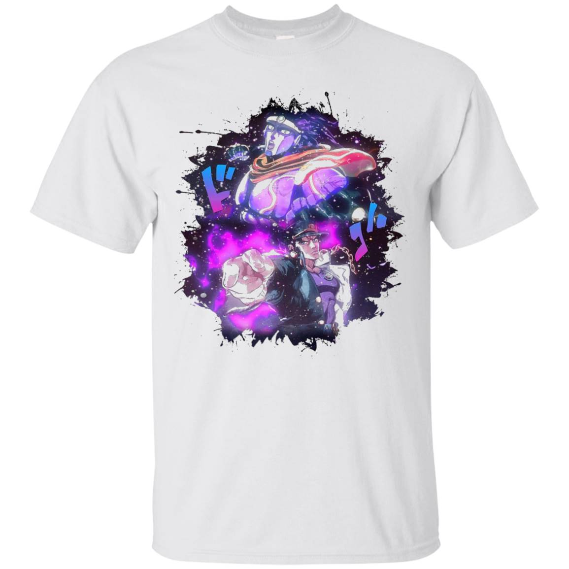 LIMITED Jojo's Bizarre Adventure – Jotaro T Shirt