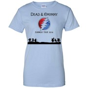 DEAD & COMPANY SUMMER TOUR 2016 T Shirt