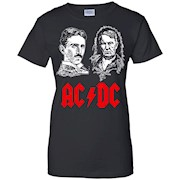 AC DC Tesla & Edison Shirt