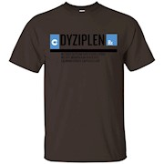 Dyziplen T-Shirt, Comedy Shirt
