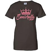 Seniorella 2017 T Shirt – Senior Class of 2017 Graduation