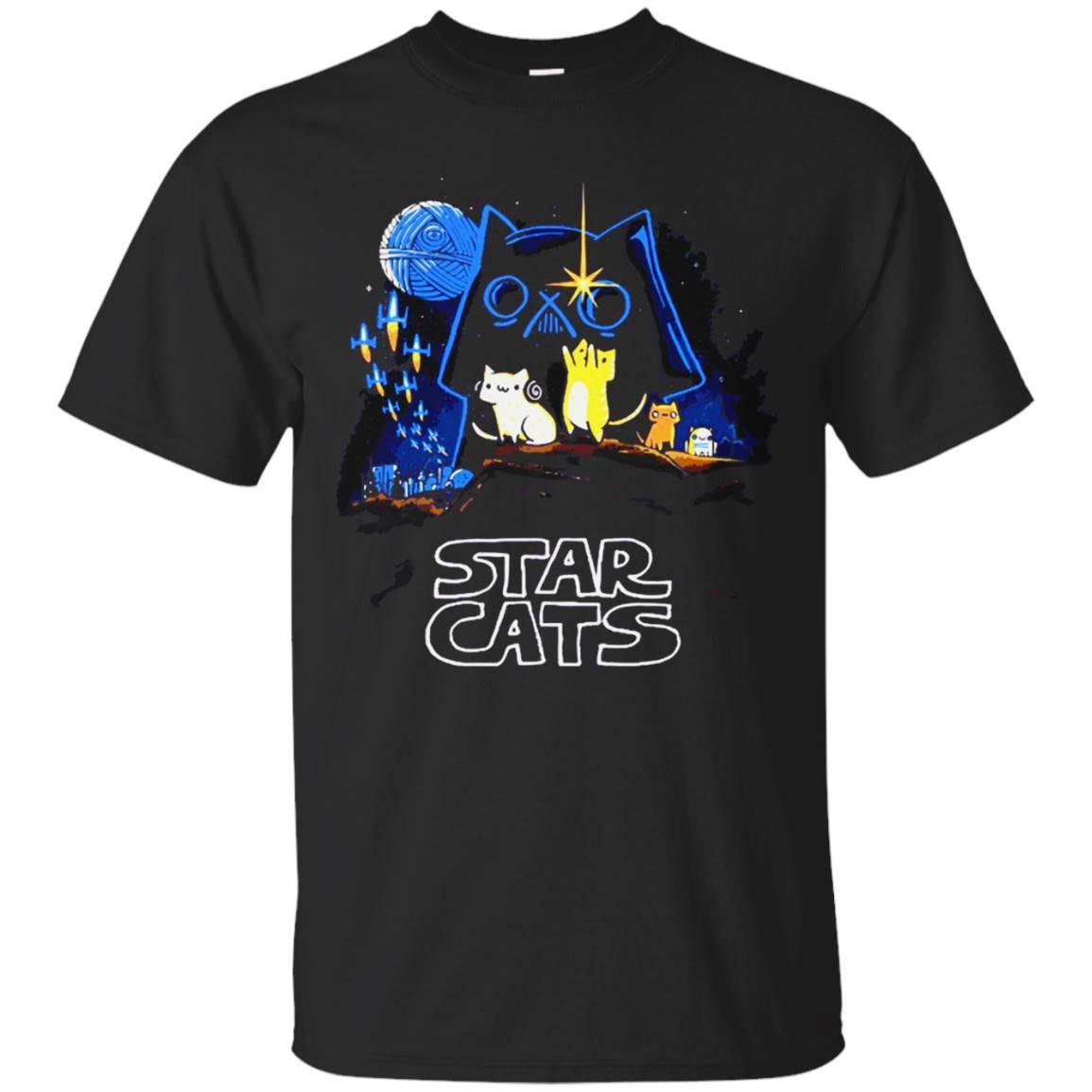 Star Cats T Shirt