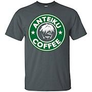 Anteiku Coffee Tokyo Ghoul Parody T-Shirt