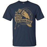 I love it when she bends over ! Love Fishing t-shirt