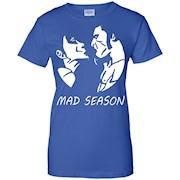 Men's New Hot Mad Season Rock T shirt – Hight Quality