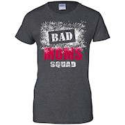 Moms Bad Mom Squad TShirt