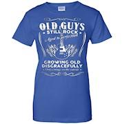 OLD GUYS STILL ROCK SHIRT