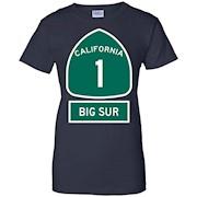 PCH – CA Highway 1 – Big Sur