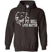 Pit Bull Lives Matter Awesome I love my pitbull Gift T-shirt