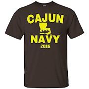Cajun Navy 2016 T-shirt, Louisiana Strong T-Shirt