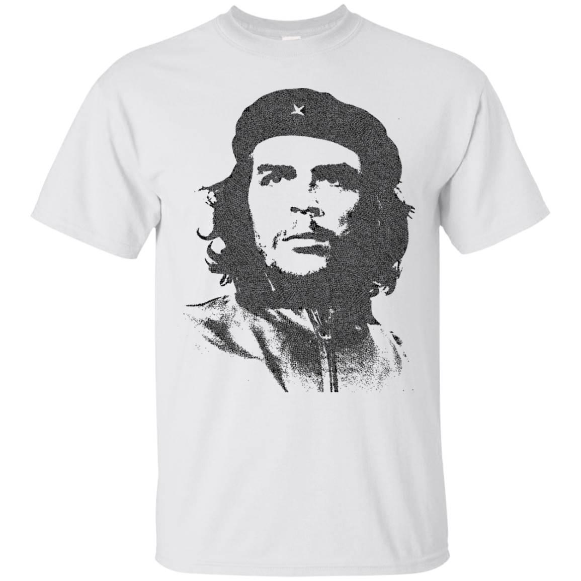 Che Guevara Vintage Classic Logo T-shirt