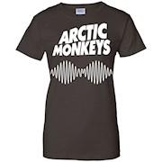 Artic Monkeys Soundwave Music Band Tshirt