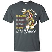 Dance Native American Tshirt