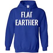 Flat Earth Shirt Flat Earther Shirt Flat Earther T-Shirt