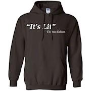 It's Lit Thomas Edison T-Shirt