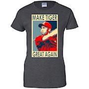 Make Tiger Great Again Shirt