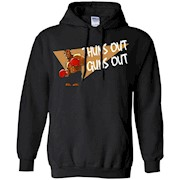 Men's THUNS OUT GUNS OUT T-shirt
