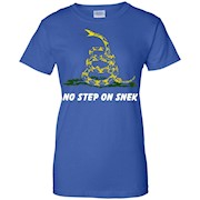 no step on snek t-shirt