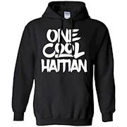 One Cool Haitian T Shirt – Haiti Pride Love Gift Tee