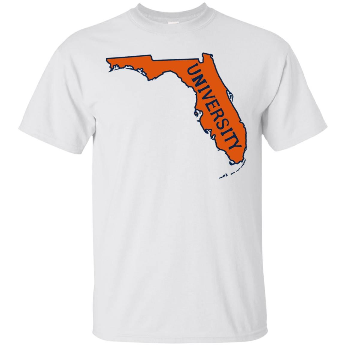 Florida Gators Fans. T-Shirt. Sizes Up To 3XL.