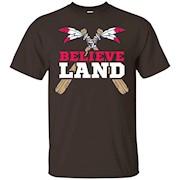 Believe Land Cleveland Baseball T-Shirt