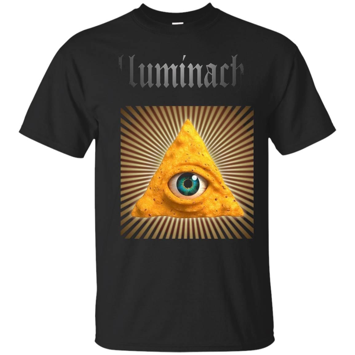 Illuminachos Illuminati Parody Shirt