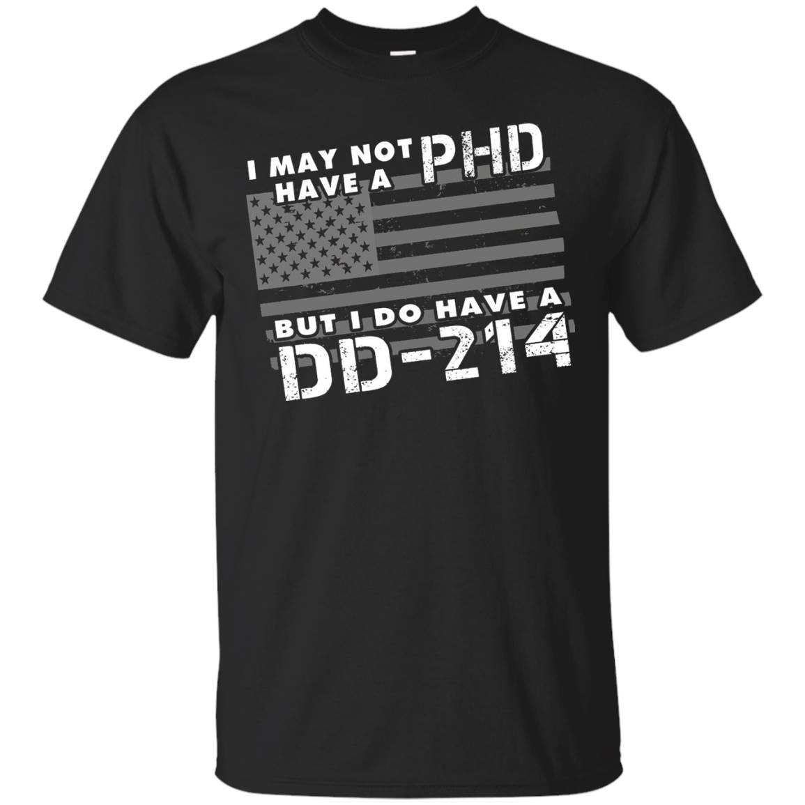 Veteran DD-214-I May Not Have A PhD But I Do Have A DD-214