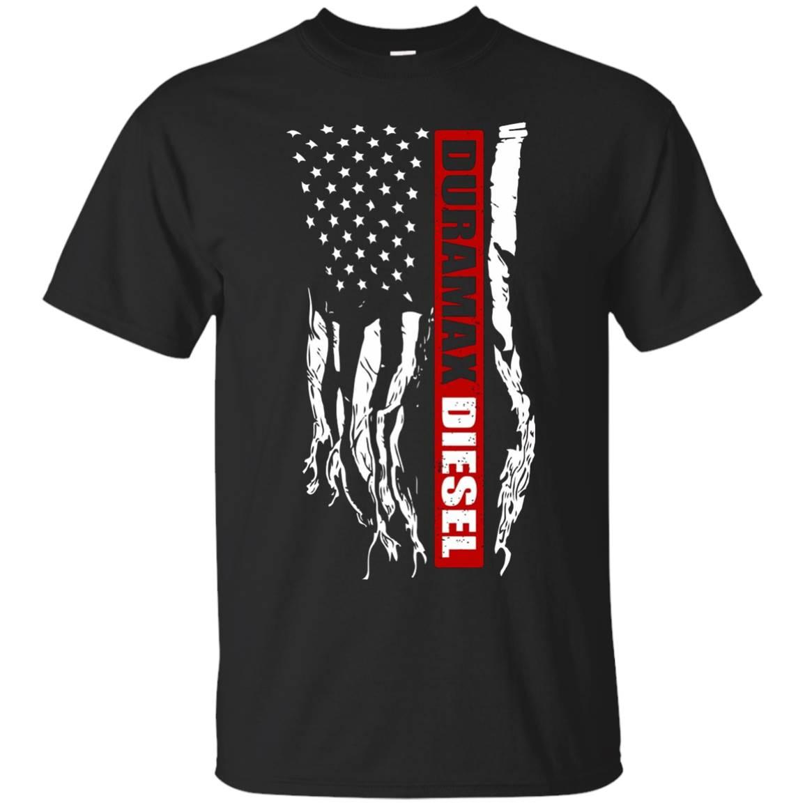 American Duramax Diesel flag