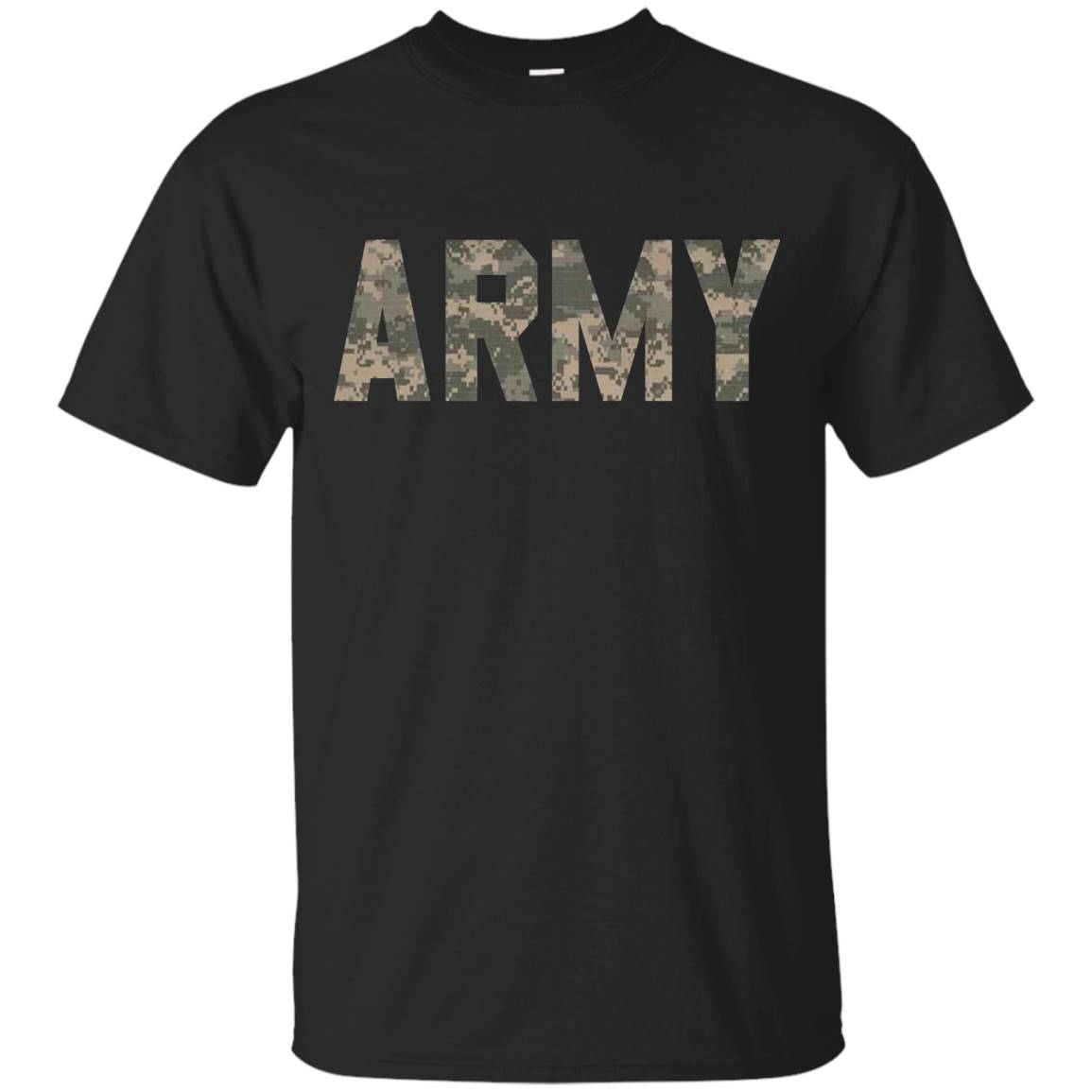 ARMY Digital Camo T-Shirt