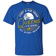 Just a kid from Queens, New York T Shirt
