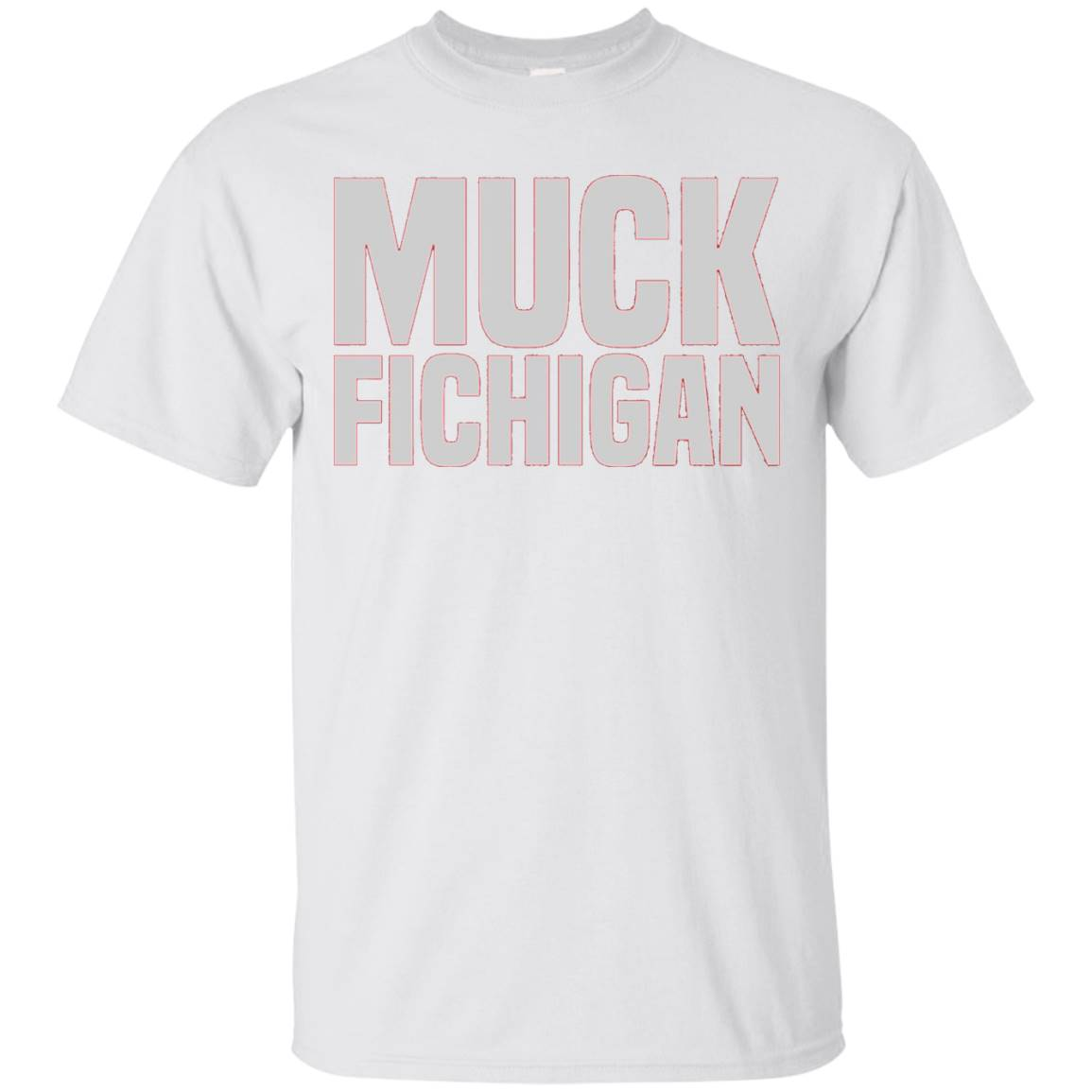 Muck Fichigan – T Shirt