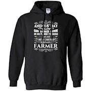 So God Made A Farmer T-Shirt