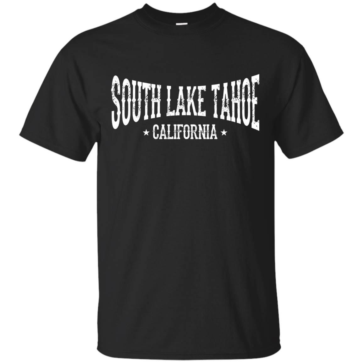 South Lake Tahoe California CA Hometown Souvenir T-Shirt