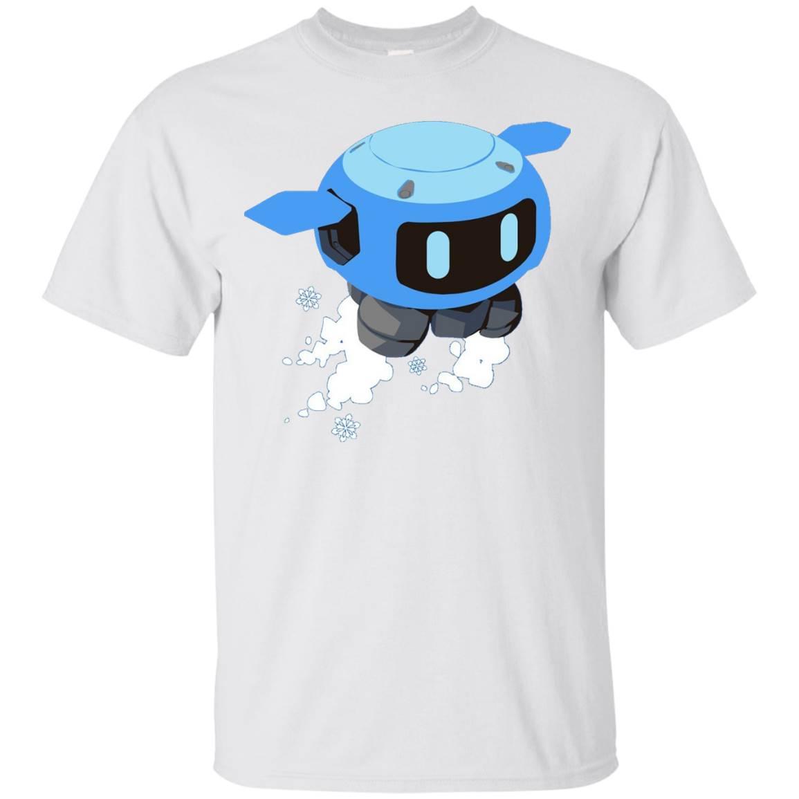 Overwatch Mei Snowball Spray Tee Shirt
