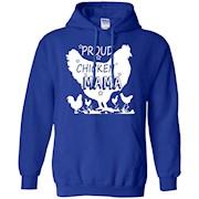 Chicken Shirt – Proud Chicken Mama Shirt