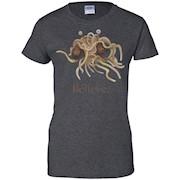 Flying Spaghetti Monster Believe T-Shirt