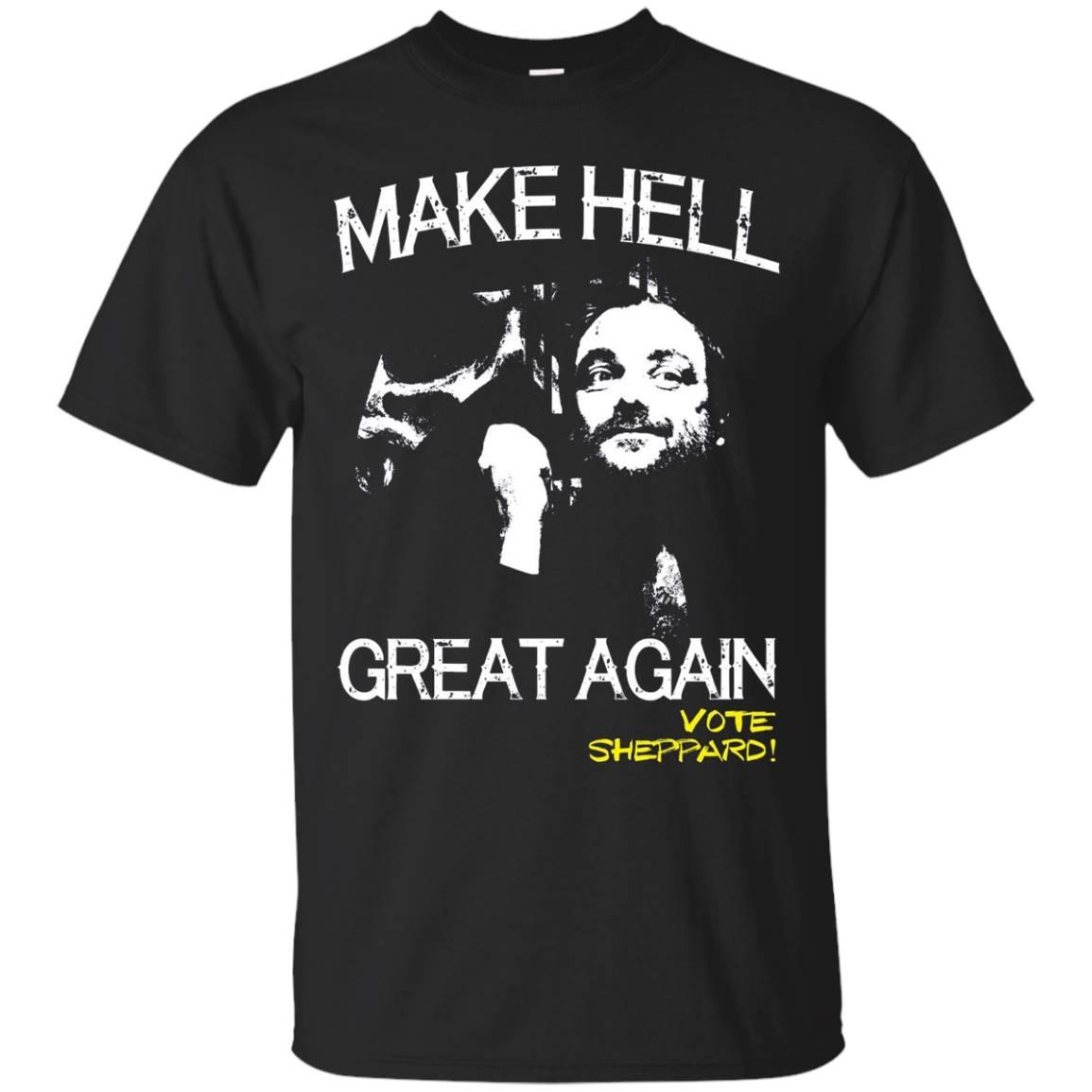 Make hell great again shirt