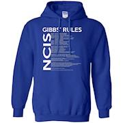 NCIS Gibbs Rules T shirt – Tshirt Rules