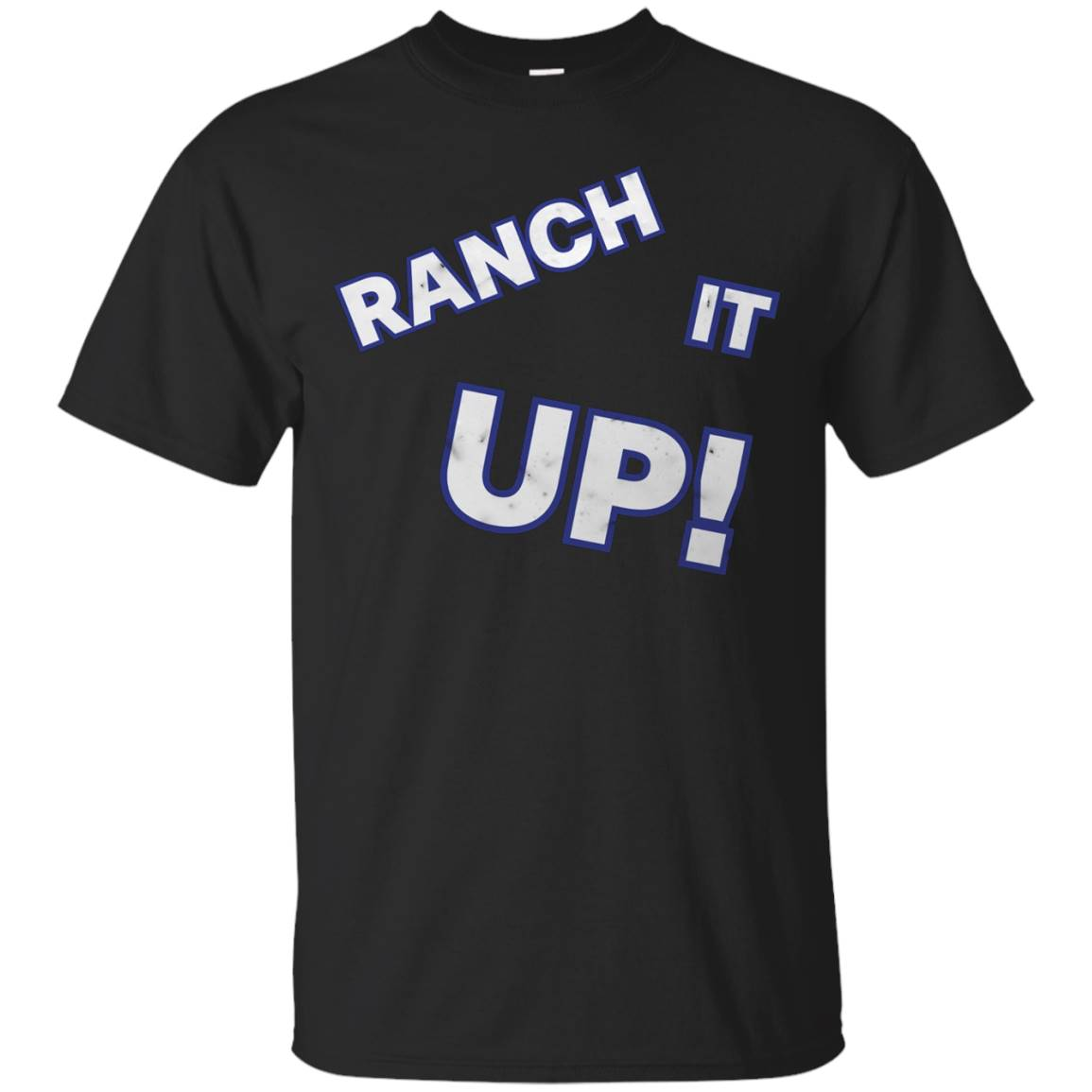 Ranch IT UP shirt Ranch! Legalize Ranch Andre T-Shirt