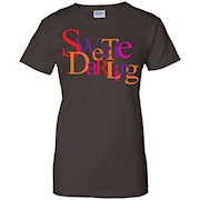 Sweetie Darling Absolutely Fabulous AbFab Shirt