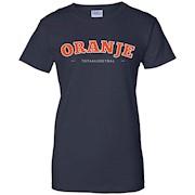 Netherlands Nederlands Holland Soccer Oranje Voetbal T-Shirt