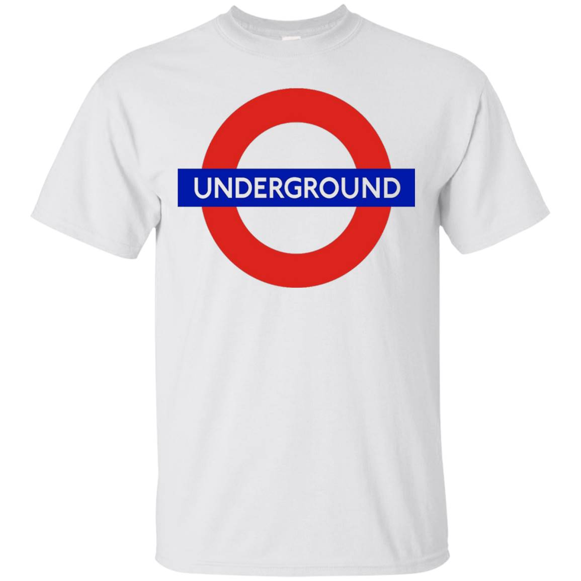 London Underground Tshirt – Tube teeshirt