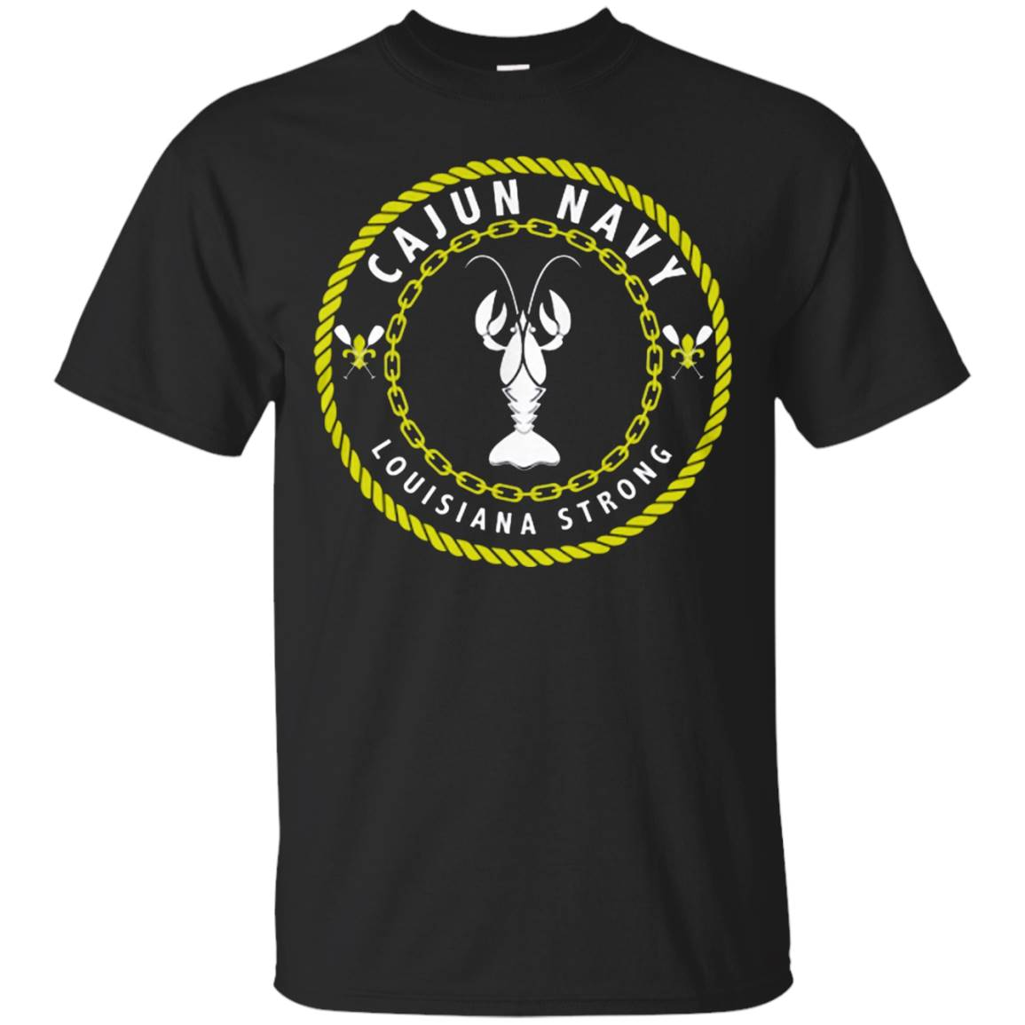 Cajun Navy t shirt
