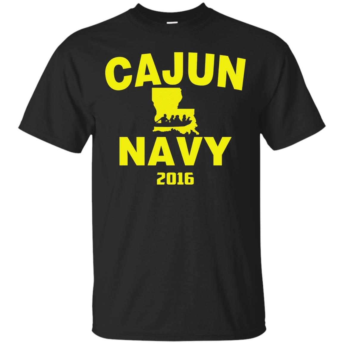Cajun Navy T-shirt, Louisiana Strong T-Shirt
