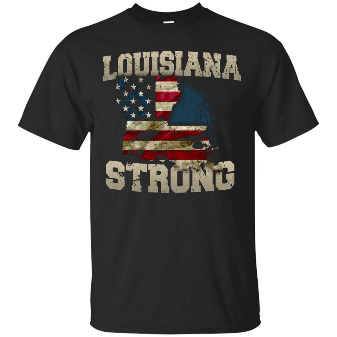 Louisianna Strong – Louisiana Flood #LouisianaStrong T-Shirt
