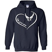 Proud Air Force Mom TShirt