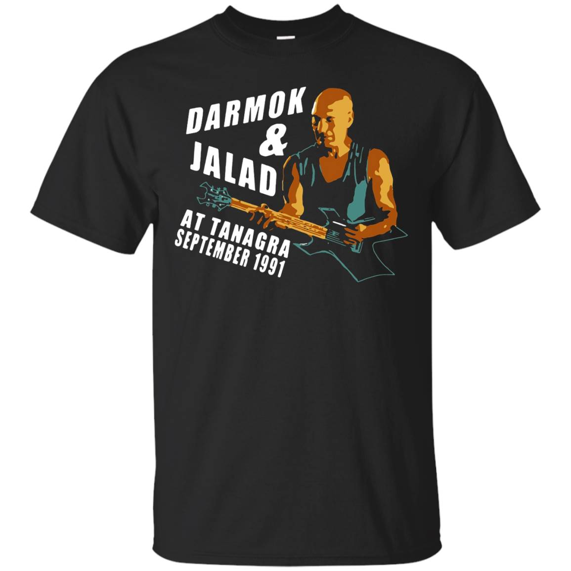 Darmok & Jalad at Tanagra ST TnG Shirts
